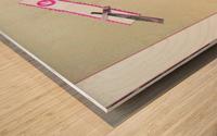 emerveillement5 Wood print