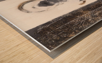 fille_jerusem_1 Wood print