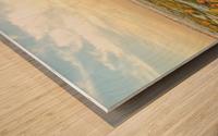 1800-green-wigs Wood print