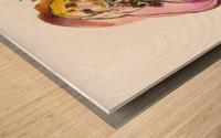 Kreol maghribia_3 Impression sur bois