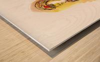 Kreol maghribia_5 Wood print