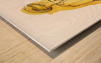 Kreol maghribia_4 Wood print