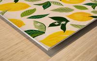 Lemona Wood print