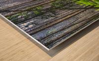 Density Wood print
