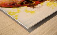 ghandi Wood print