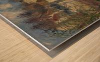 Moret-sur-Loing 02 Wood print