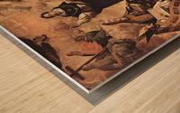Saint Thomas Aquinas Wood print