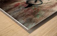 Gest F2 Wood print