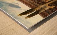 The Christian Martyrs Last Prayer Wood print