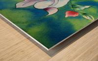 Love Incarnated Wood print