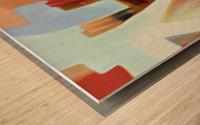 2456 Wood print