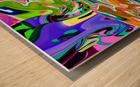 stream 1911011342 Wood print