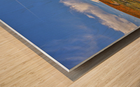 chilhood dream Wood print