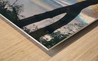 GranbySilo Wood print