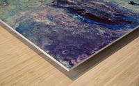 Color game Wood print