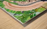 Frienaissance Wood print