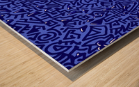 PARABLES xi Wood print