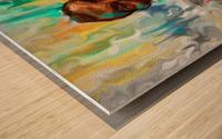 OPIDF Wood print
