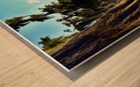 Seek Me Out Wood print