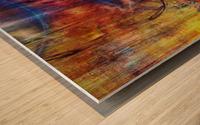 Calika (4) Wood print