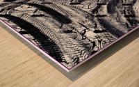 Kuanti Formation Wood print