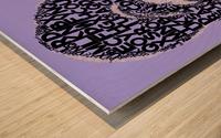 Amy Winehouse2 Wood print