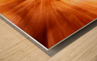 Isuanbul Chora museum effects 2 Wood print