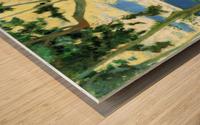 Beach Scene 2 by Gauguin Wood print