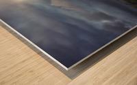 Divine Light Wood print