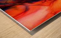 Volzin  Wood print