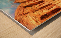 Ancient Origins Wood print