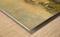 Le Pont Neuf Wood print