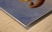 The Rajahs Elephant Wood print
