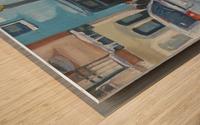 The Book Shop McGill Ghetto Wood print