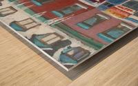 Tabagie Wood print