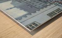 Quebec Wood print