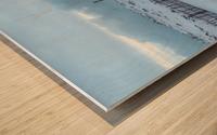 Coastal Beauty Wood print