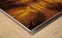 Spiritual Sunshine  21 Wood print