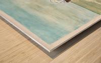 Going Wood print