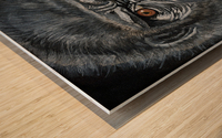 Silverback Wood print