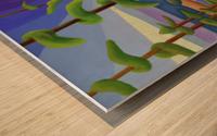 On Vancouver Island Wood print