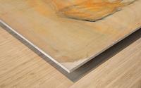 scan836 Wood print