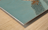 Doha Wood print