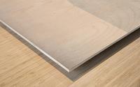 Textured Shapes 12 - Abstract Geometric Art Print Wood print