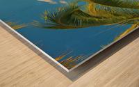 At Peace Wood print