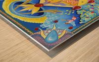 1999 010 Wood print