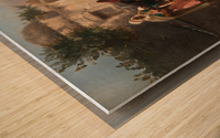 Oasis Wood print