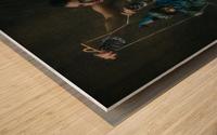 Marie-Jo II Wood print