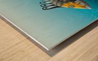 Ballistini Imperiale Wood print