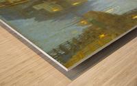 Ghent by Baertsoen Wood print